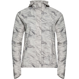 Odlo FLI 2.5L Jacket Damen odlo silver grey-paper print